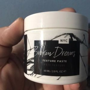 IGK Broken Dreams texture paste hair product